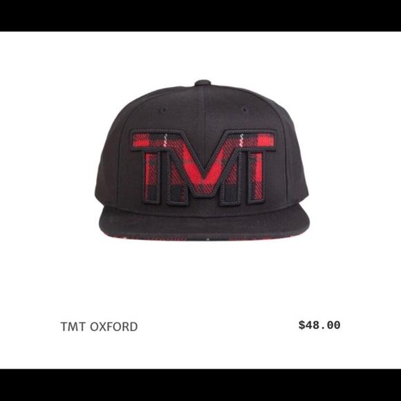 NWT TMT The Money Team SnapBack Baseball Cap Hat e8d32463fd98